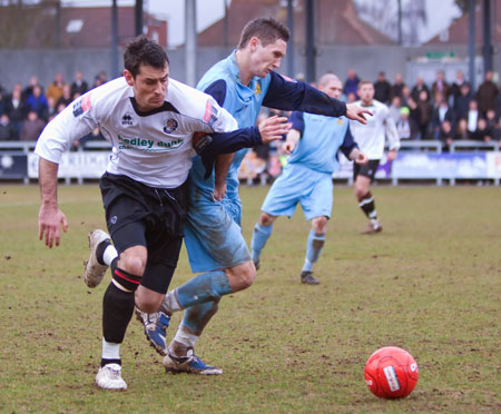 Dartford FC vs Maidstone Utd