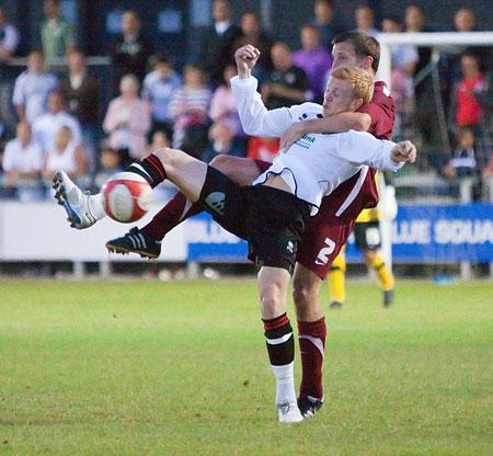 Dartford FC vs Southend