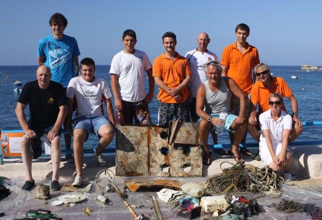 The Dive against Debris Team, Marsalfon