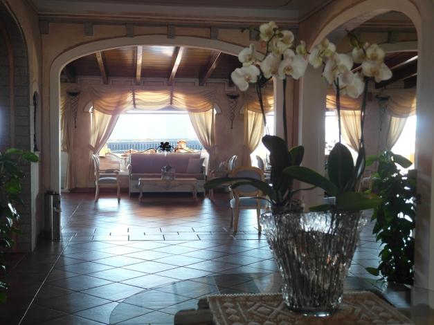 Interior of Colonna Resort